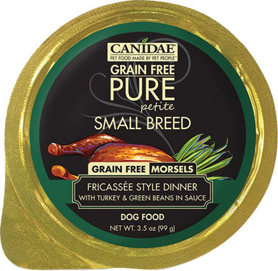 Canidae - Pure - Canidae Pure Petite Small Breed Morsel Wet Food (Case of 12 )