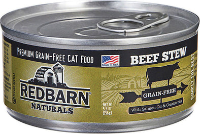 Redbarn Pet Products-food - Redbarn Stew All Natural Cat Can (Case of 24 )