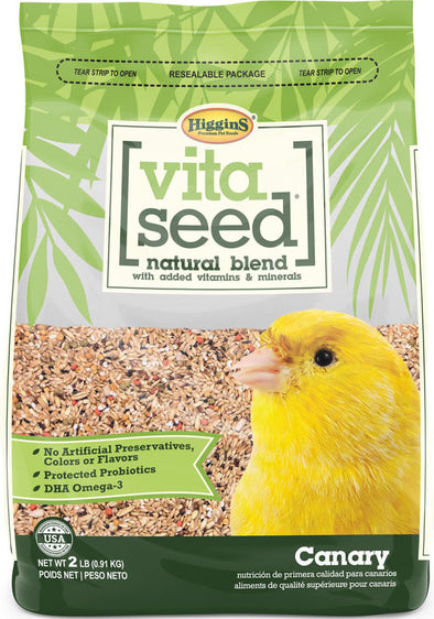 Higgins Premium Pet Foods - Vita Seed Natural Blend For Canary