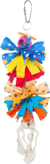Prevue Pet Products Inc - Prevue Bow Dangles Bird Toy