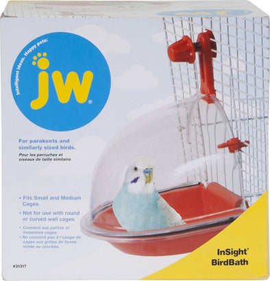 Jw-Small Animal-bird-Jw Insight Bird Bath