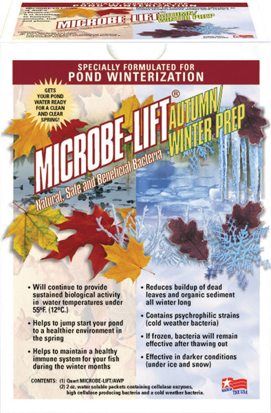 Ecological Laboratories - Microbe-lift Autumn/winter Pond Prep