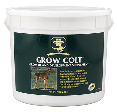 Farnam Companies Inc - Grow Colt Vitamin And Mineral Supplement For Colts