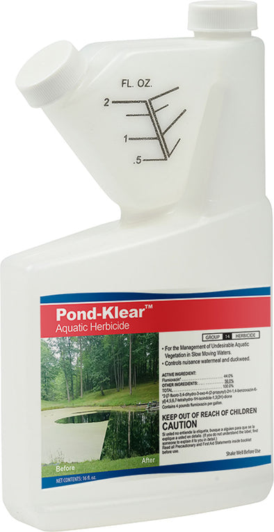 Applied Biochemists - Pond-klear Aquatic Herbicide