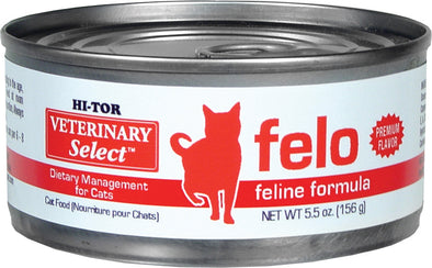 Triumph Pet Industries - Hi-tor Felo Diet Canned Cat Food (Case of 24 )