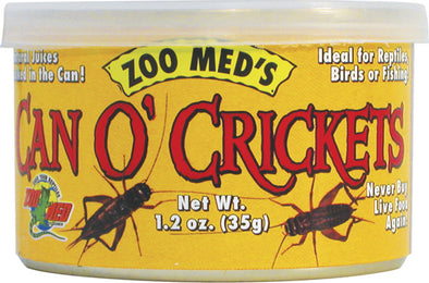 Zoo Med Laboratories Inc - Can O' Crickets