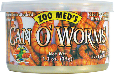 Zoo Med Laboratories Inc - Can O' Worms