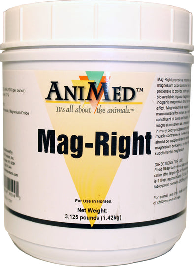 Animed                  D - Magnesium Supplement For Horses