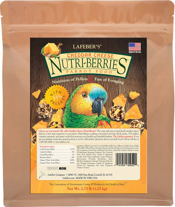Lafeber Company - Nutri-berries Parrot Food