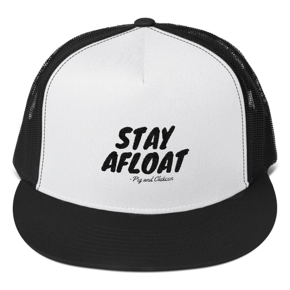 Stay Afloat | Trucker Cap