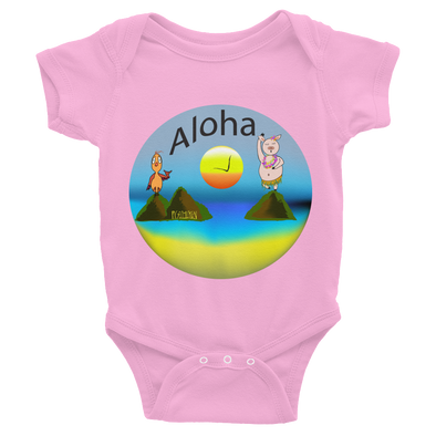 Mokes love | Infant Bodysuit