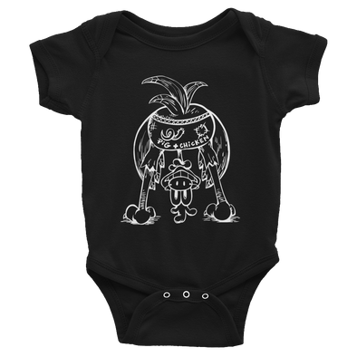Chicken Butt | WH | Infant Bodysuit