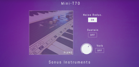 minit70 interface