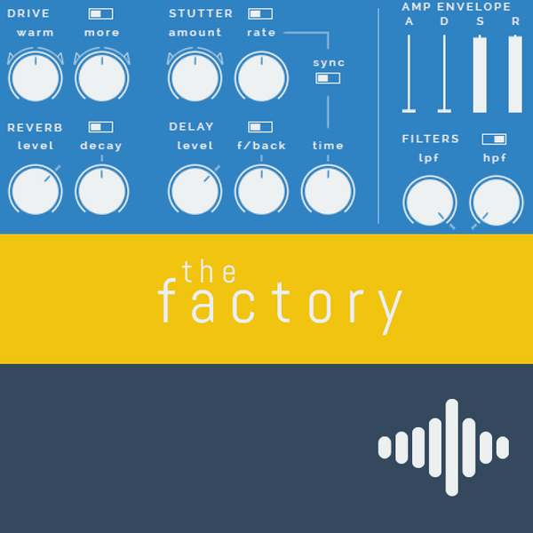 The Factory - Pack 1
