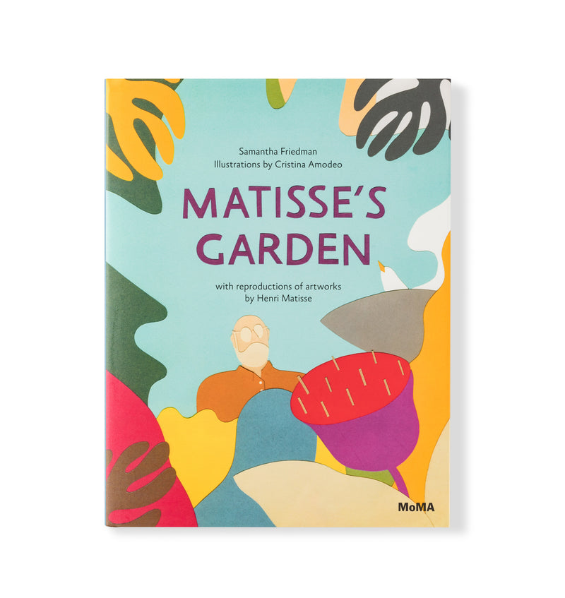 Matisse's Garden Publication