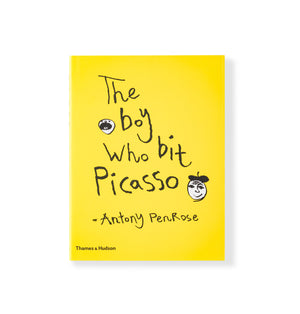 The boy who bit Picasso publication