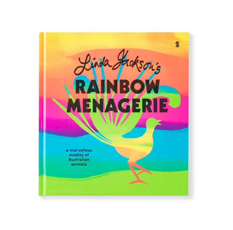 Linda Jackson's Rainbow Menagerie Publication