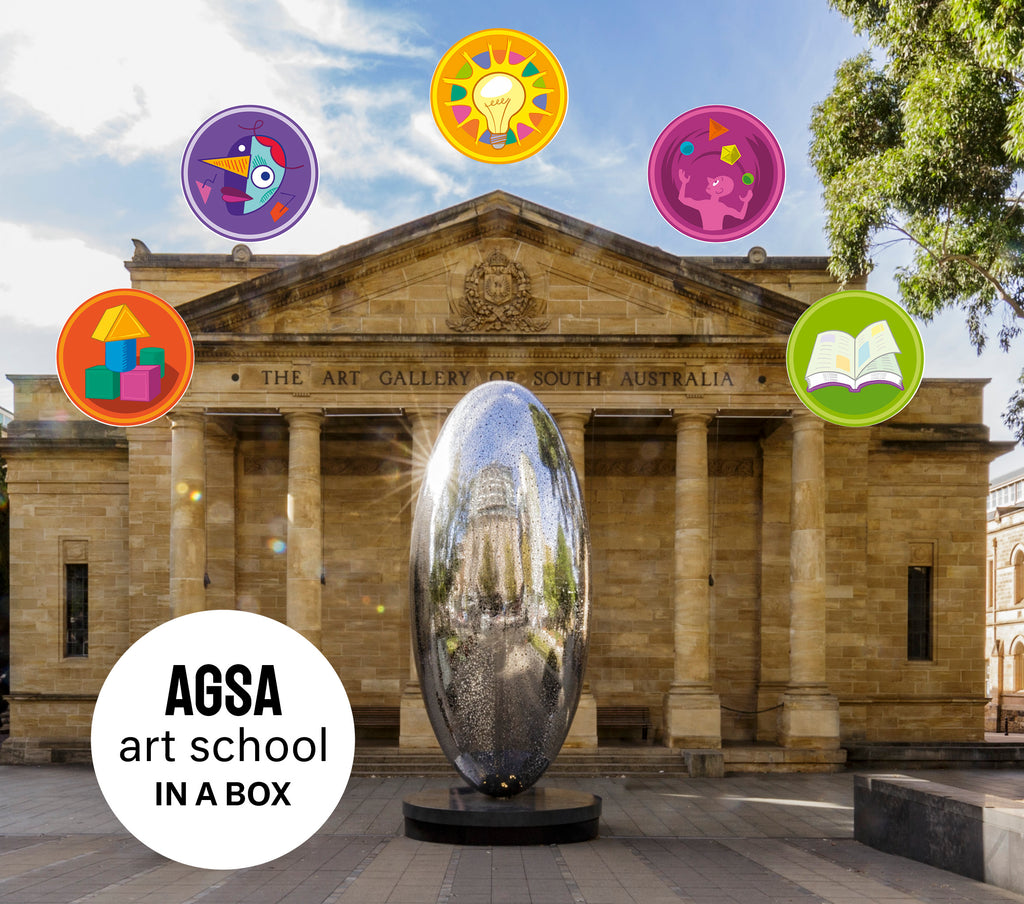 AGSA Art School in a Box