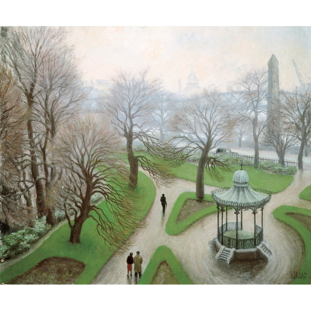 Embankment Gardens by Stella Bowen