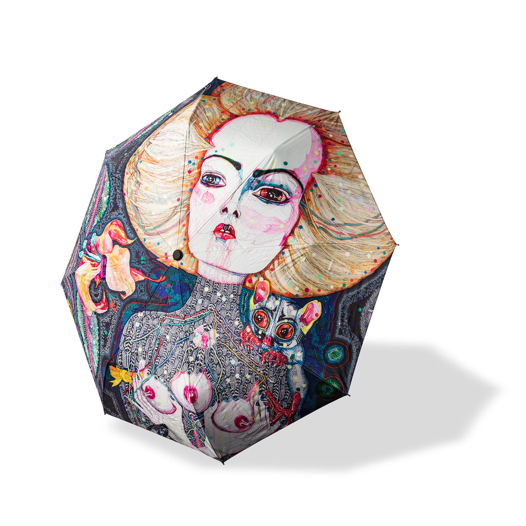 Del Kathryn Barton Umbrella