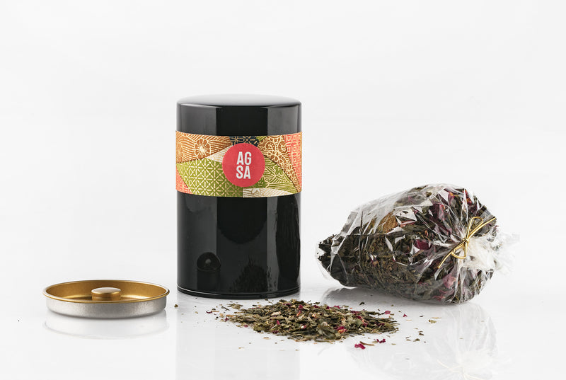 Samurai Tea
