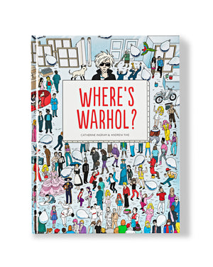 Where's Warhol publication