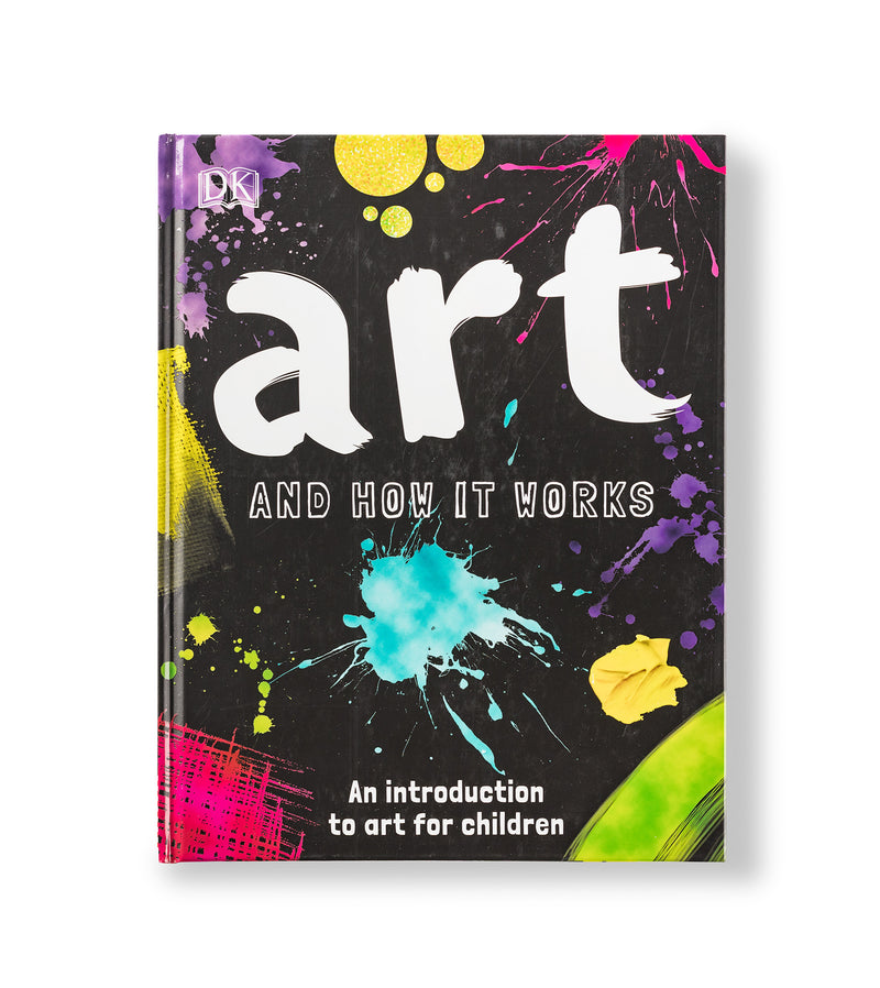 Art and how it works publication