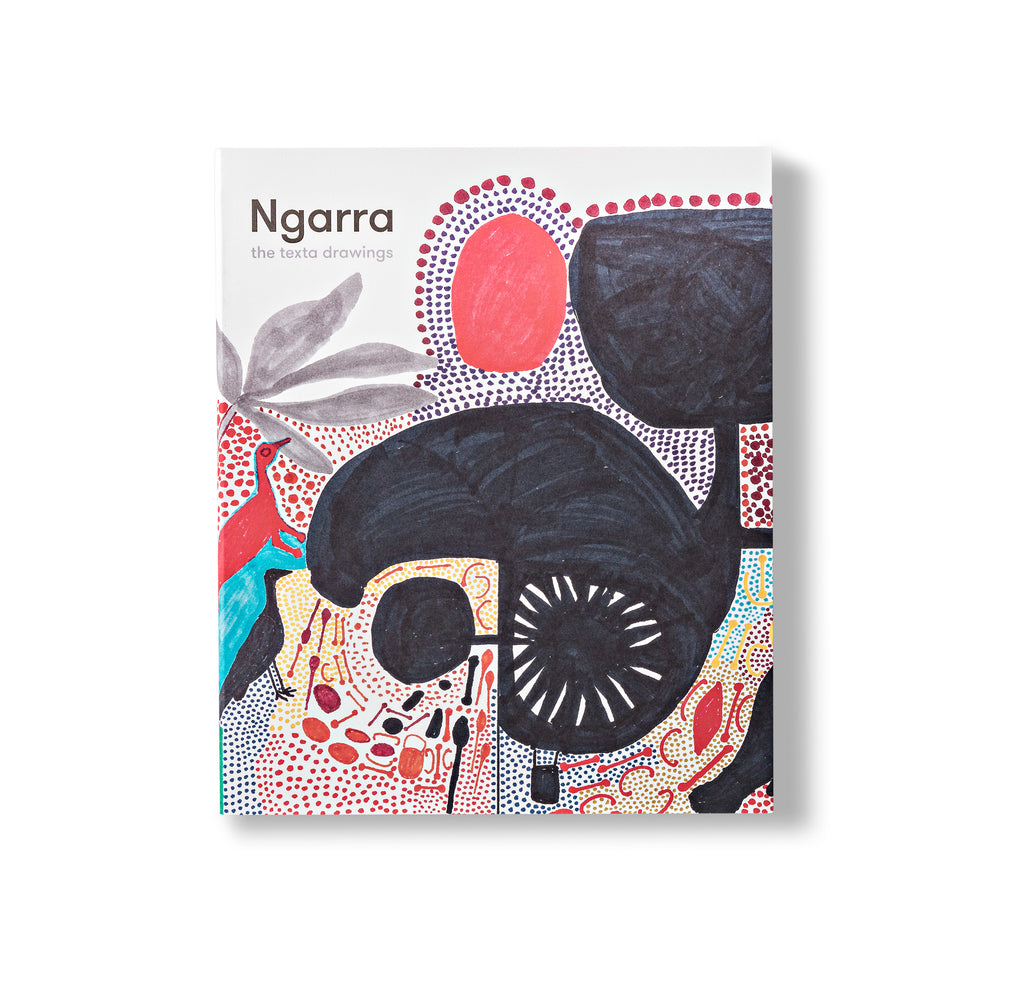 Ngarra: The Texta Drawings Book