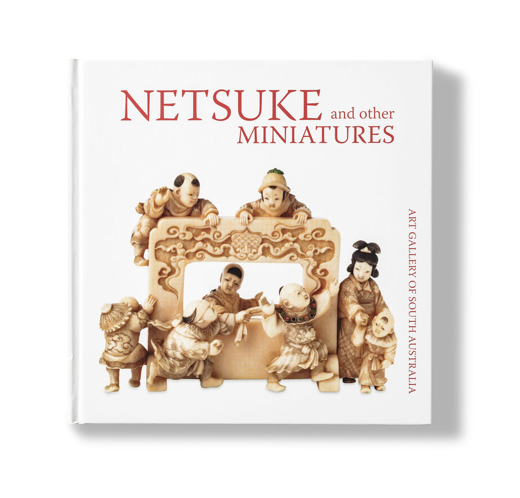 Netsuke and Other Minatures Publication