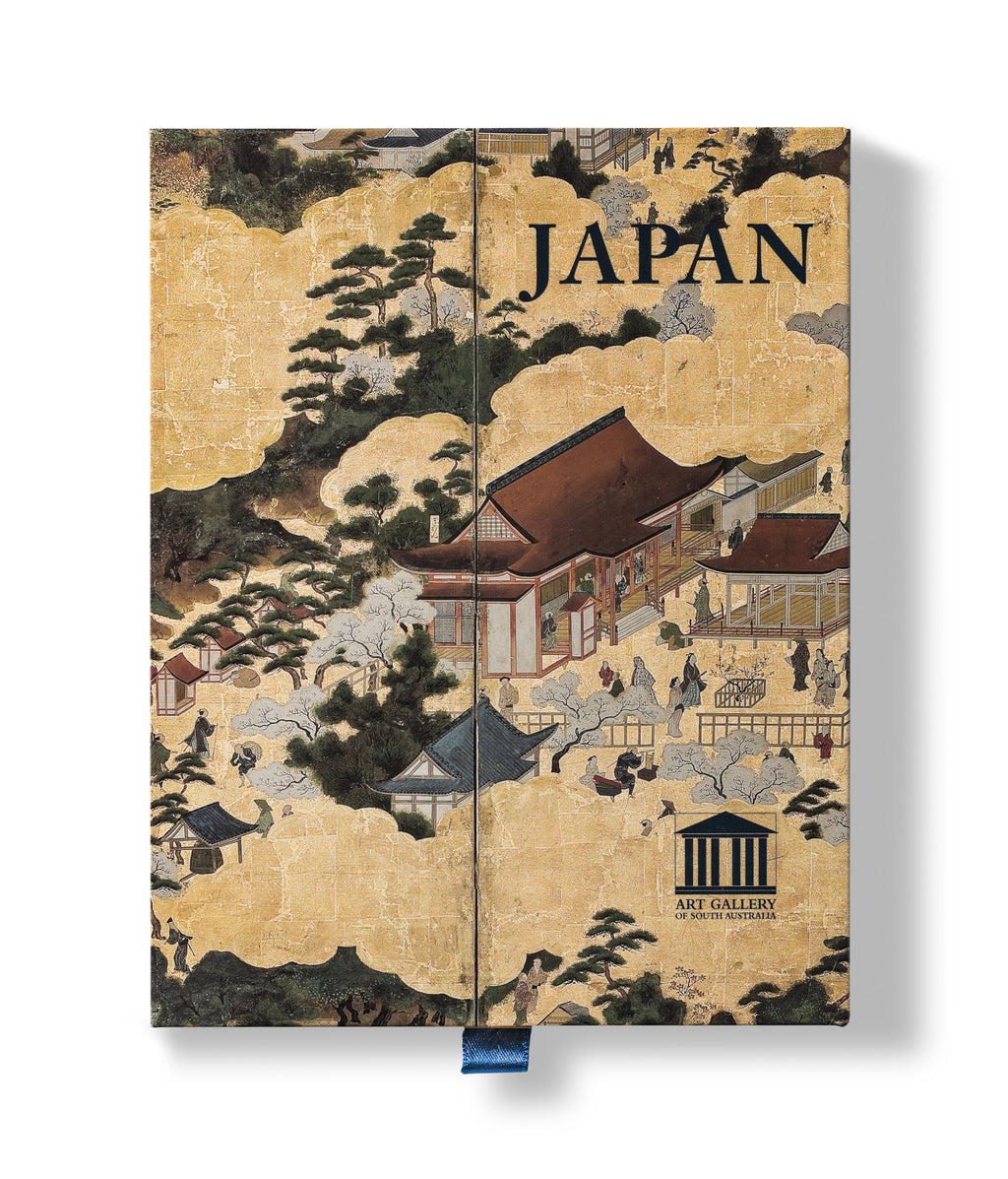 Japanese Screens Boxed Set of Cards
