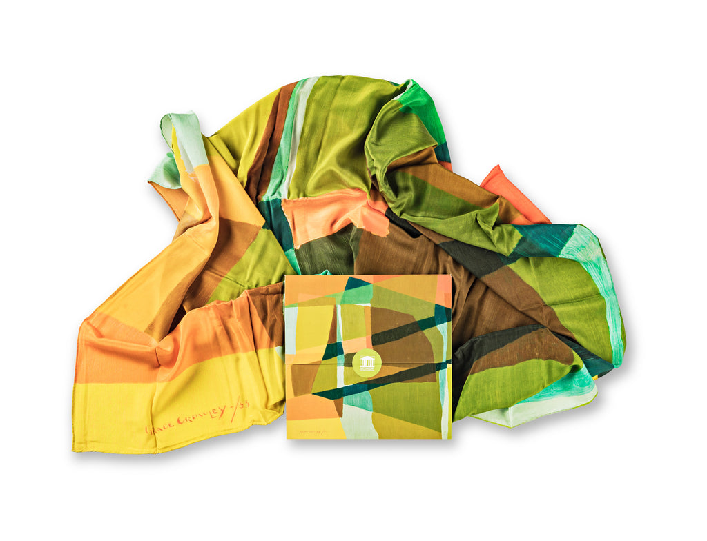 Grace Crowley Silk Scarf