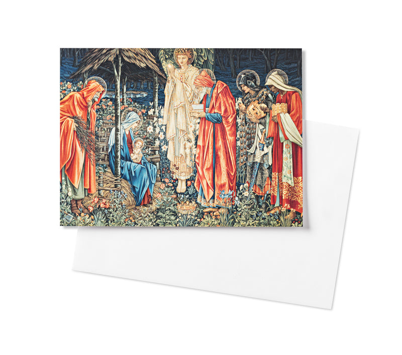 Morris & Co. Greeting Card