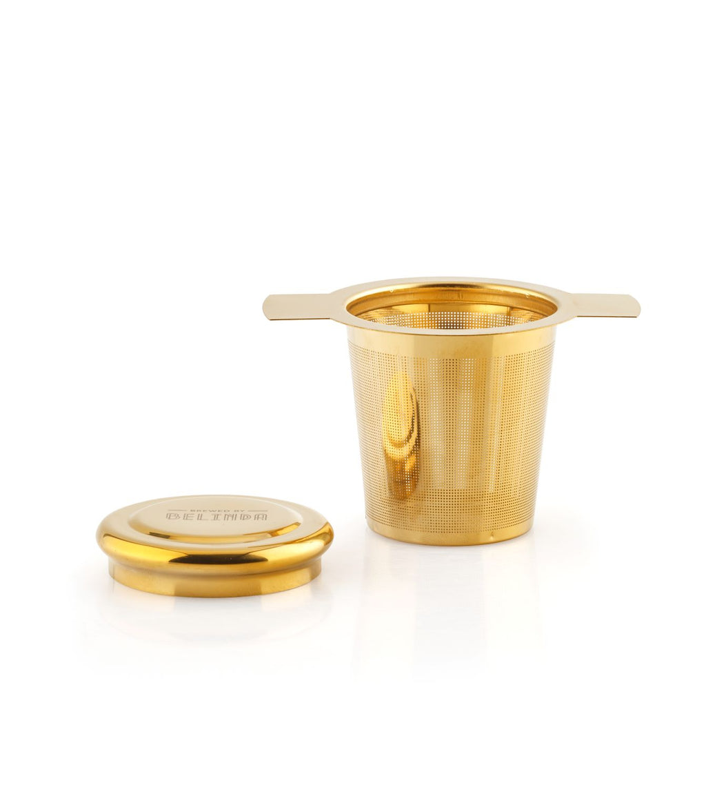 Golden Tea Infuser