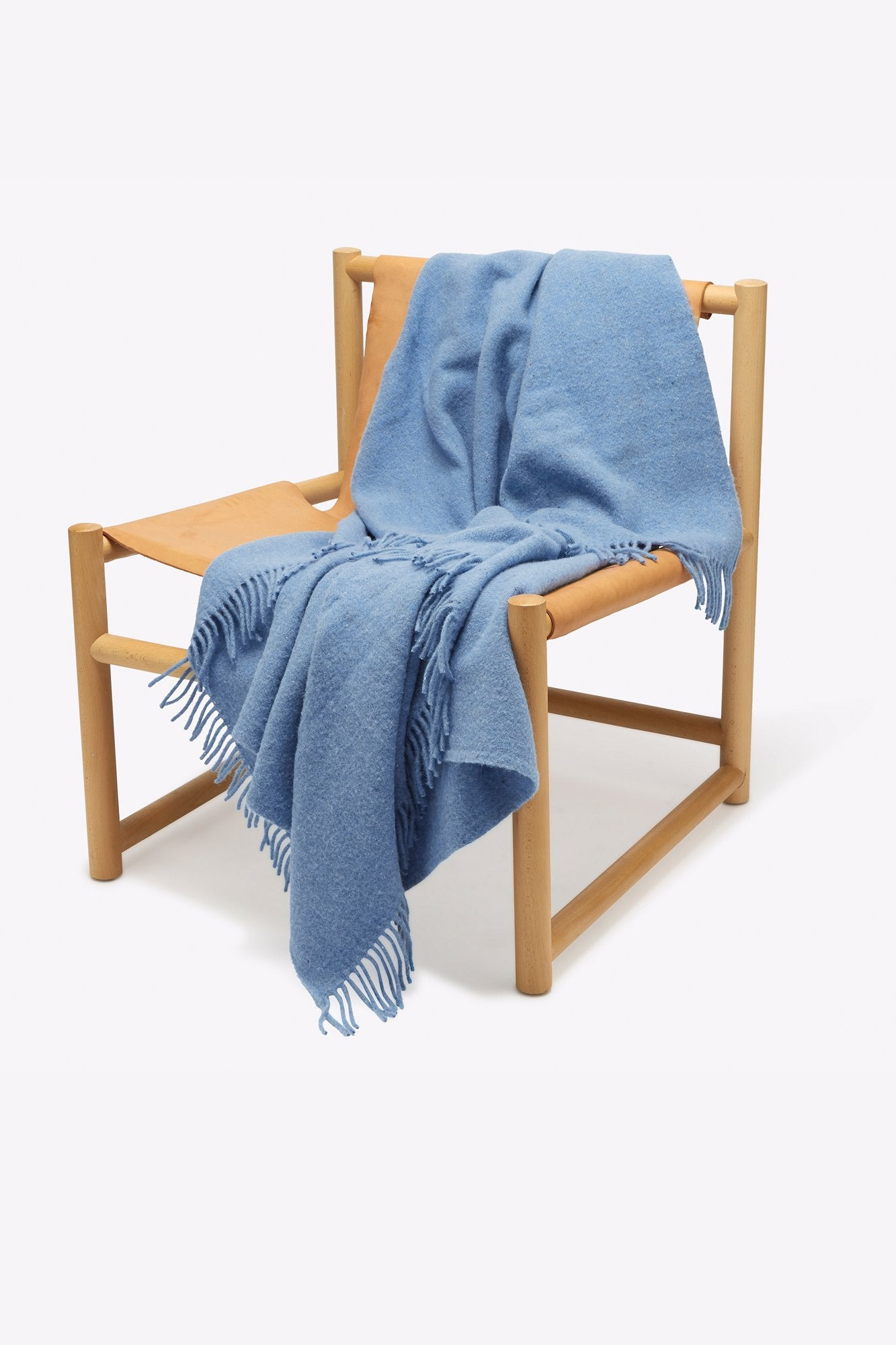 The Seljak Opal blanket made from recycled wool on Makers' Mrkt Makers Market Melbourne online store