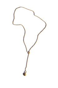 Eva Box Chain Necklace
