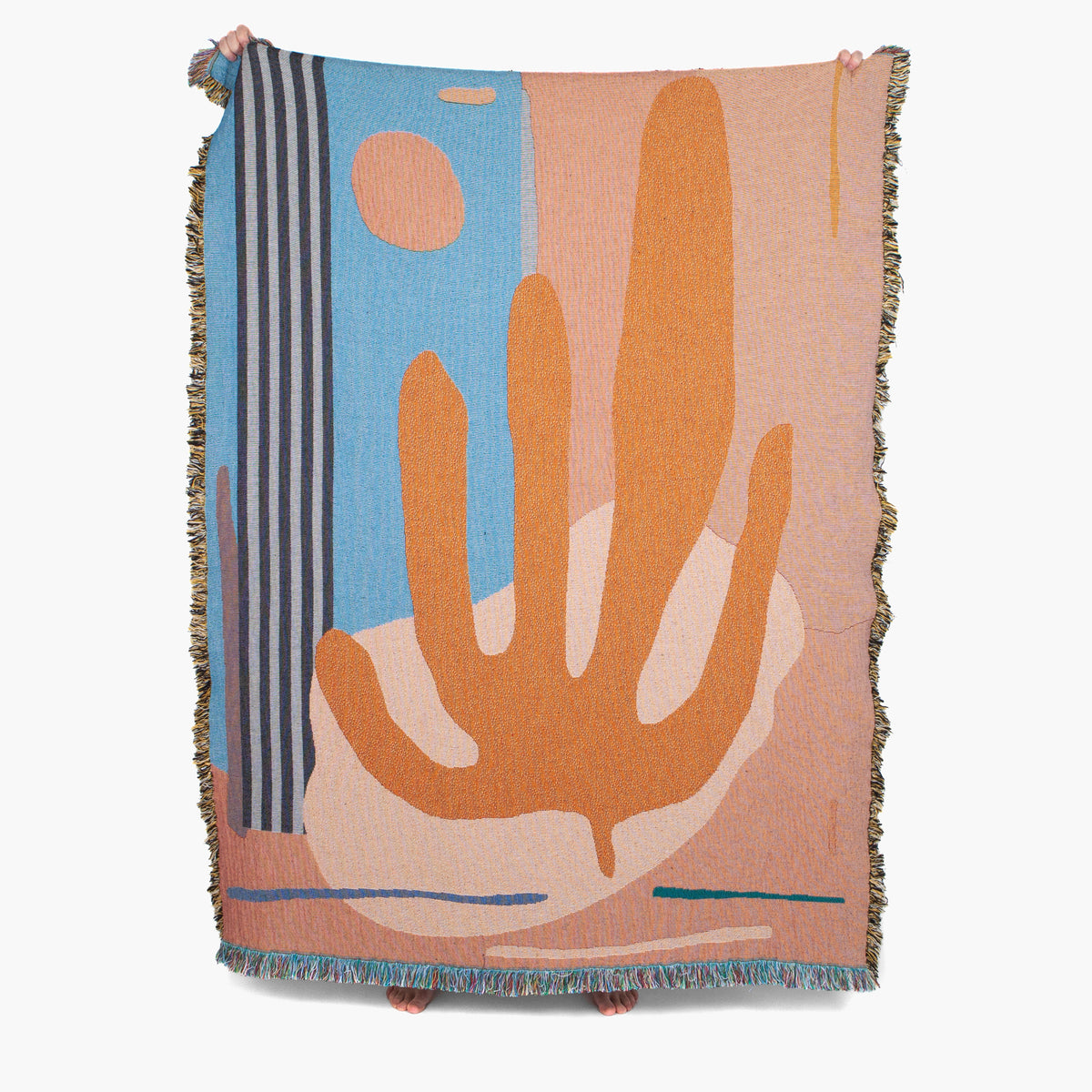 Raby Florence Fofana - Hazlewood Throw Slowdown Studio, on MAkers' Mrkt Makers Market Melbourne