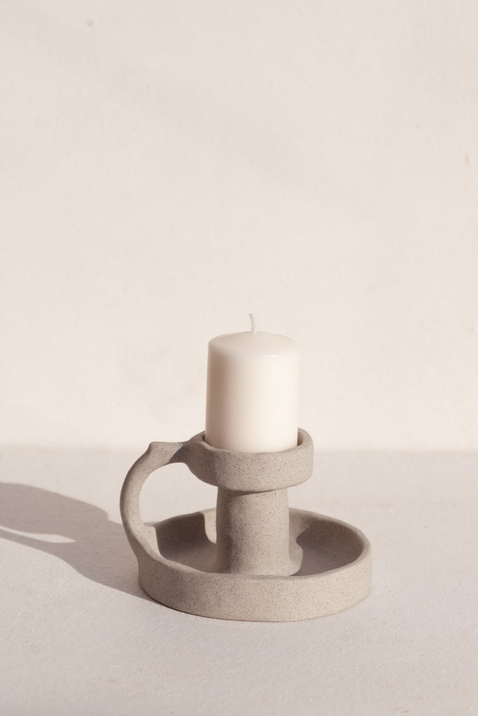 Candle holder - Moon