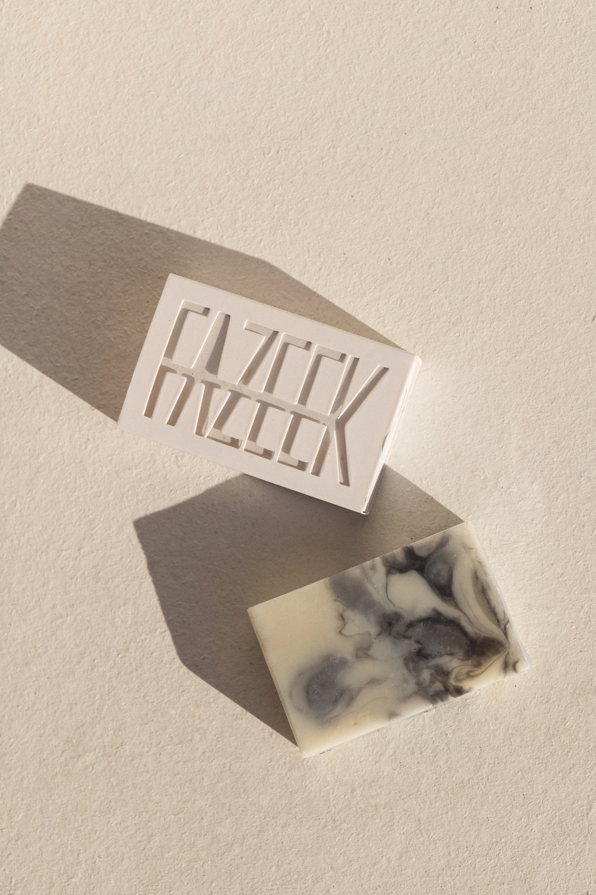 Fazeek natural vegan soaps on Makers' Mrkt makers market Melbourne