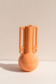 Abs Objects Mino vase in Orange, exclusively on Makers' Mrkt, Makers Mrkt Melbourne