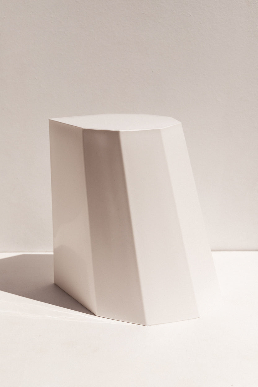 Martino Gamper Arnold Circus Stool Cloud White Australian stockist Makers' Mrkt , makers market Melbourne furniture