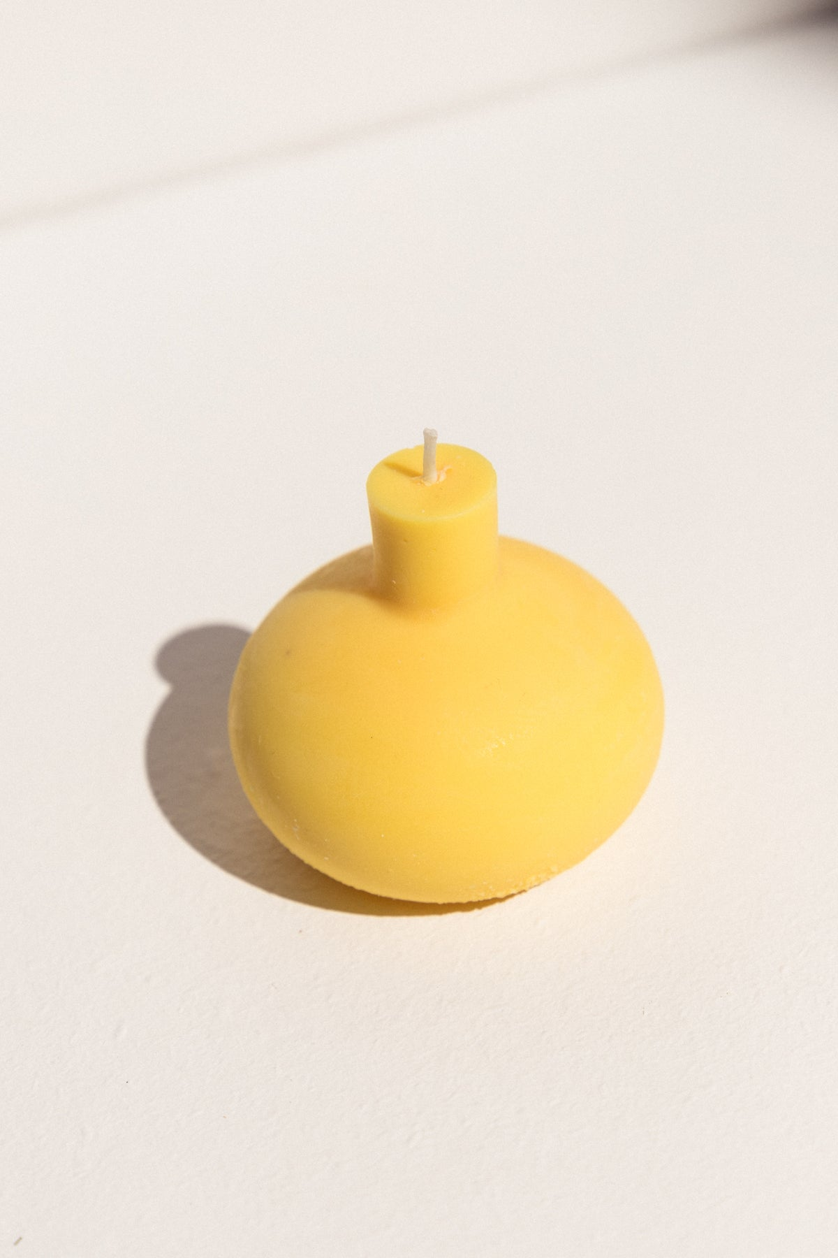 Blazed wax Limoncello yellow Cherry Bomb candle on Makers' Mrkt Makers Market Melbourne