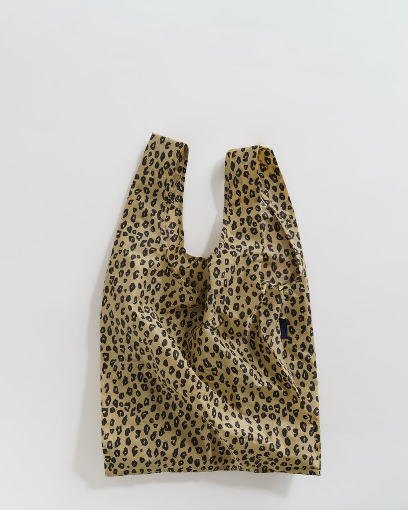 Baggu reusable carry bag nylon animal print on Makers Mrkt Makers Market Melbourne