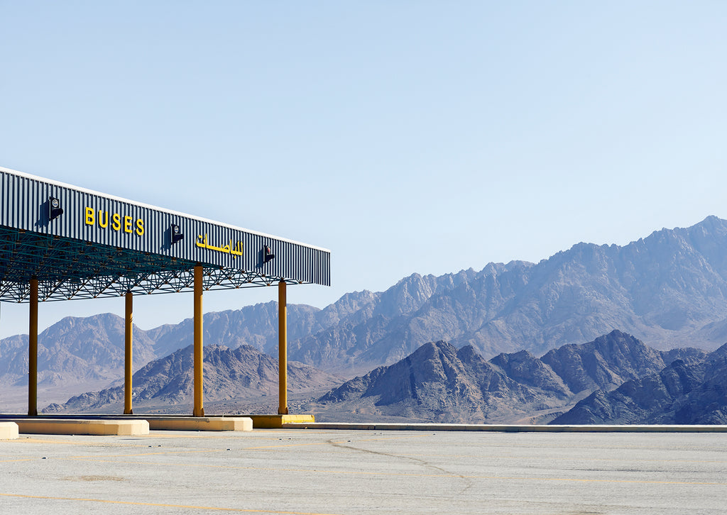 Check Point, Aqaba, Jordan, 2013