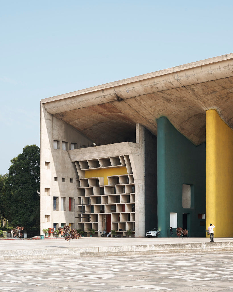 Capital Complex, Chandigarh, India, 2017