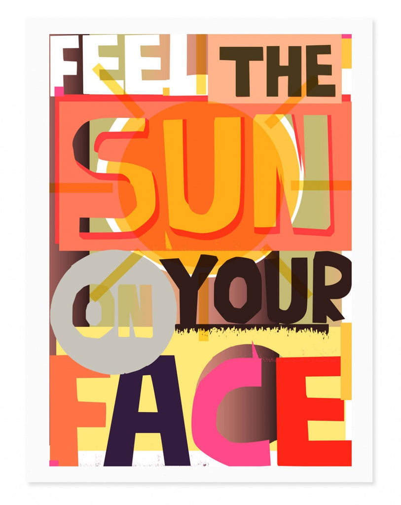 Sun on your Face
