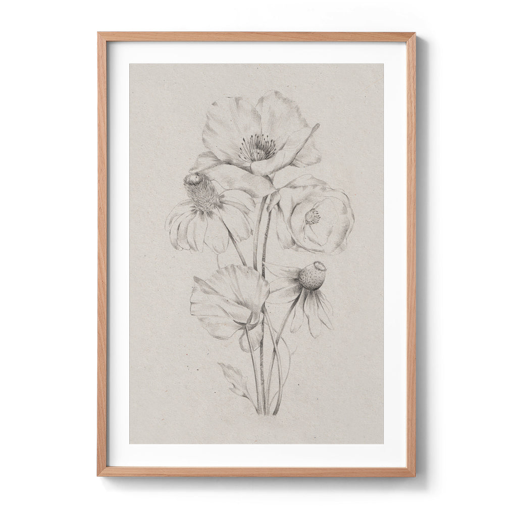 Kelly Thompson botanical illustration Melbourne florals Florist weddings Makers Market Makers Mrkt
