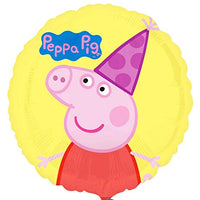 "Peppa Pig Foil Balloons (18"")"