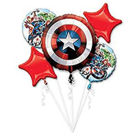 New Avengers Bouquet Balloons
