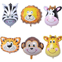 "Giant Animal Head - Suitable all Party! (30+"") Balloons Balloon Town - Party Boulevard Singapore Balloons Helium"