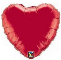 "Sweet Hearts Foil Balloons (18"") - Love Unlimited Balloons Balloon Town - Party Boulevard Singapore Balloons Helium"